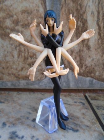 Nico Robin - One Piece - Attack Motions - BANDAI