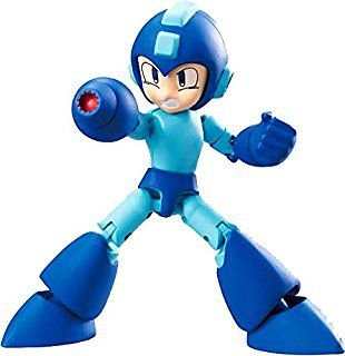 Rockman (Mega Man) - 66 Action Dash - BANDAI