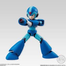 Rockman  X (Mega Man X) - 66 Action Dash - BANDAI