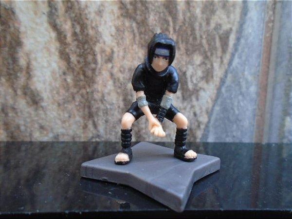 Uchiha Sasuke - Naruto - Base Shuriken - Gashapon
