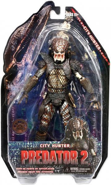 Predador City Hunter – Predator 2 - Neca