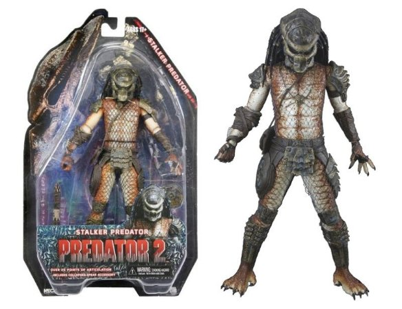 Predador Stalker – Predator 2 – Neca