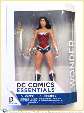 Mulher-Maravilha – Dc Comics Essencials – Mattel