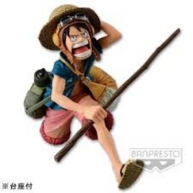 Monkey D. Luffy - One Piece - Scultores Big Zoukeiou Big Colosseum 4 - Vol.1 - Banpresto