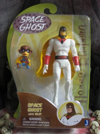 Space Ghost com Blip – Hanna-Barbera – Jazwares