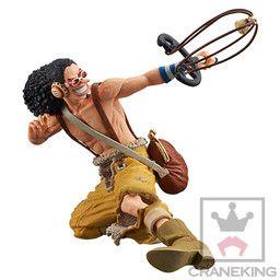 Banpresto King Of Artist One Piece Ussop