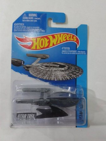USS Vengeance – Star Trek – Hot Wheels