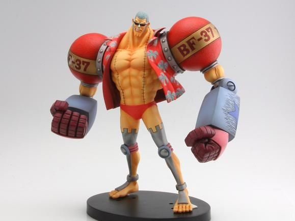 One Piece  Franky Grandline Men  DX  Vol. 13  Banpresto