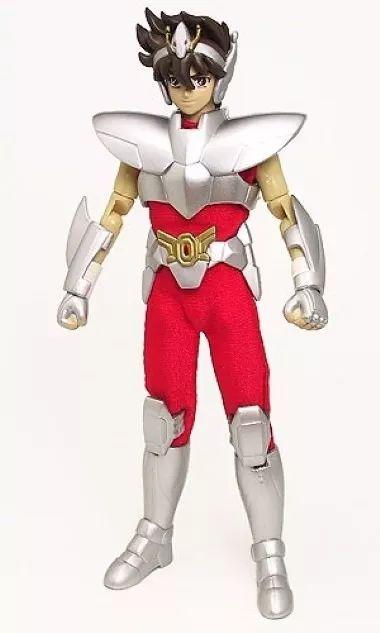 Pegasus Seiya - Cavaleiros Do Zodíaco - Real Cloth - DX - Banpresto