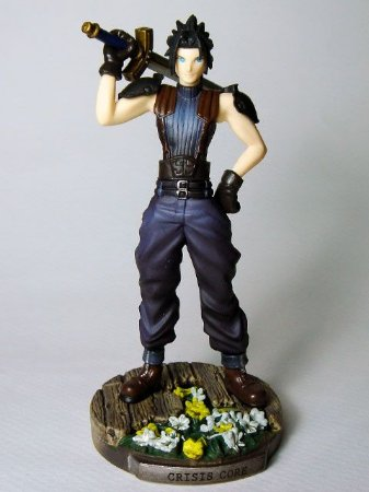 Zack Fair - Final Fantasy 7 Crisis Core - Square -ENIX