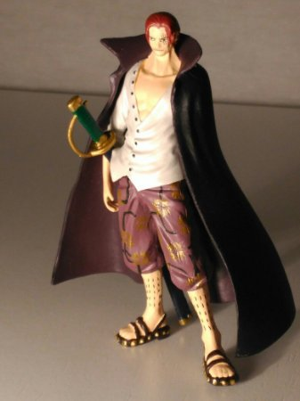 Shanks - One Piece - Salvat