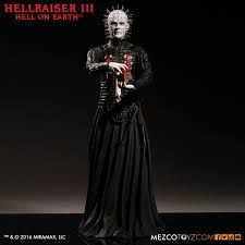 Pinhead - Hellraiser 3 - Hell on Earth - Mezco