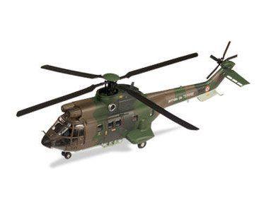 Aerospatiale AS332 Super Puma - França - Helicópteros de Combate - Planeta DeAgostini