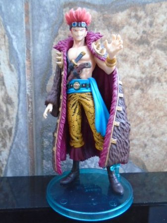 Bandai Styling One Piece Capitão Eustass Kid