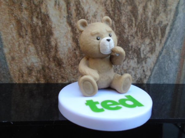 Ted Fumando - Gashapon - T-Arts