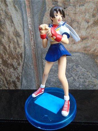 Sakura Kasugano - Street Fighter Zero - Gashapon - Banpresto