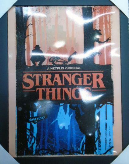 Stranger Things - Quadro