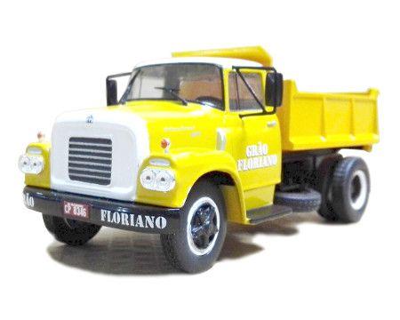 International Havester NV-184 - Caminhões Brasileiros de Outros Tempos - Planeta DeAgostini