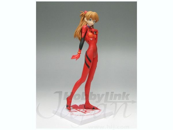 Shikinami Asuka Langley - Plugsuit - Evangelion - Sega