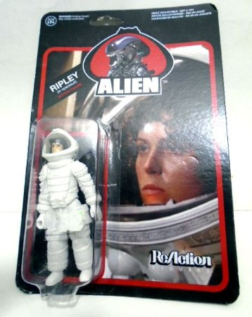 Funko Reaction Figures Alien O Oitavo Passageiro  Ellen Ripley