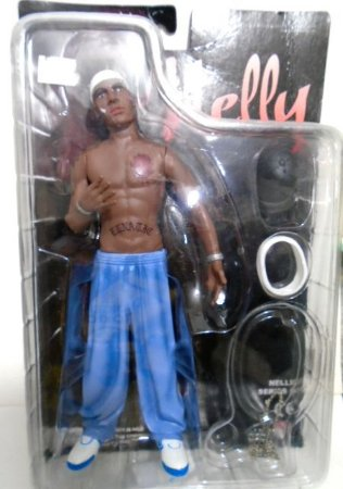 Nelly The Stronghold Group Series 1 Action Figure Hip Hop