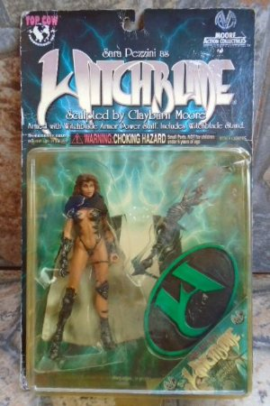 Wicthblade Sara Pezzini Top Cow  Moore Action Collectibles