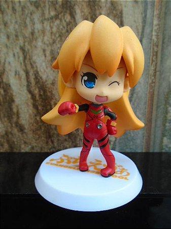 Banpresto Evangelion School SD Nendoroid Asuka Plugsuit