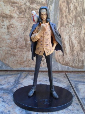 Banpresto SCultures One Piece Rob Lucci Loose