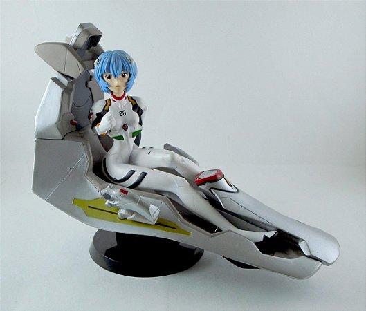 Sega PM Figure Evangelion Rei Seat of The Soul Loose