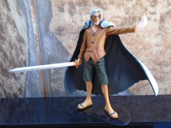 Rayleight - One Piece - Attack Motions - Gashapon - BANDAI