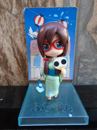 Banpresto Evangelion Shool Mari Illustrious Makinami  Vers. Festival SD