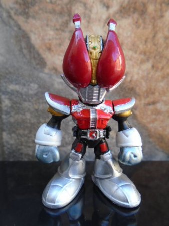 Kamen Rider Den-O Sword Form - Gashapon - SD - Articulado - BANDAI