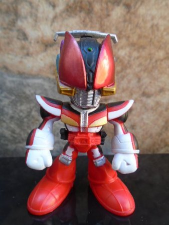 New Den-Oh Strike Form - Gashapon - SD- Articulado - BANDAI