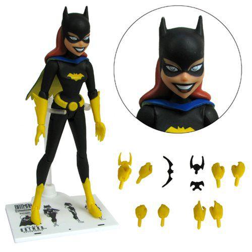 DC Collectibles Batman The Animated Series Batgirl Figure