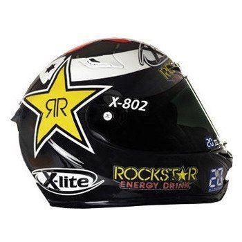 Jorge Lorenzo 2012 - Os melhores capacetes Moto GP #01 - Escala 1/5 - Ed. Altaya