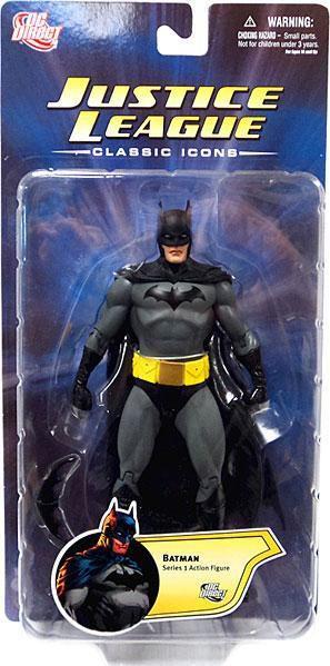 Mattel Dc Direct Justice League Batman