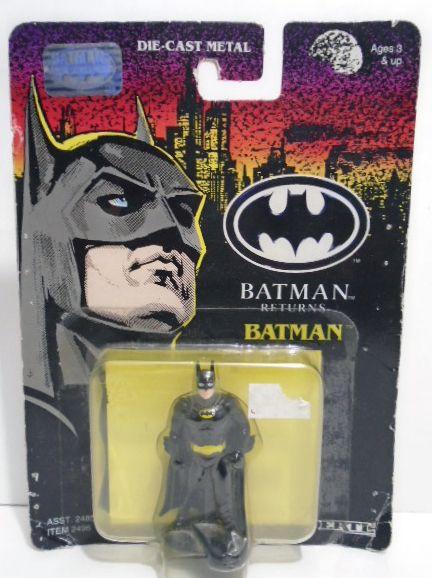 ERTL Batman Die Cast Metal Figure