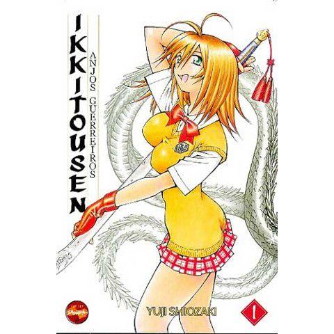 Ikkitousen - Anjos Guerreiros - #1 - Nova Sampa