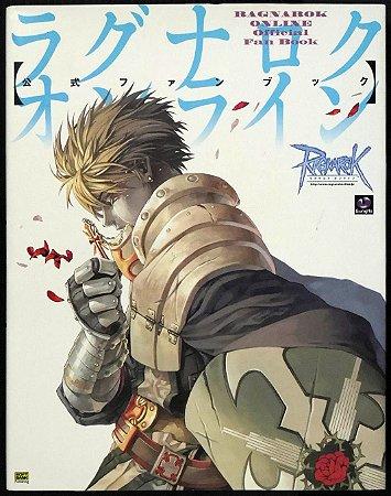 Ragnarok Online - Official Fan Book - Artbook - Soft bank  - Raro