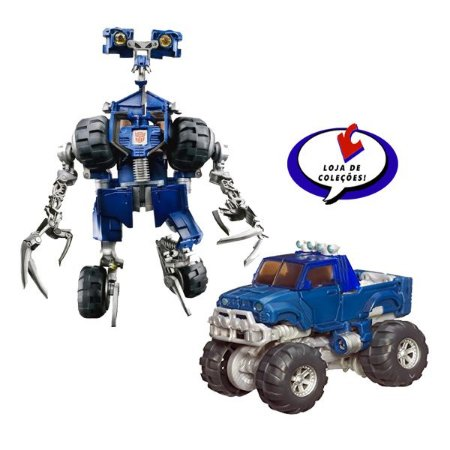 Wheelie - Transformers Revenge of The Fallen - Deluxe Class - Hasbro