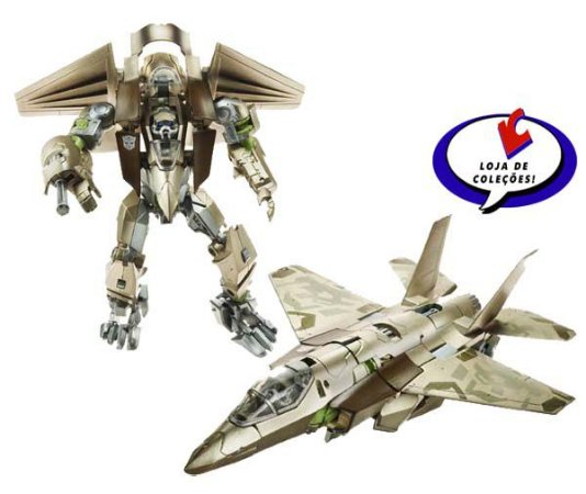 Hasbro Transformers Revenge of The Fallen Breakway Deluxe Class