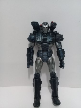 Maquina de Combate (War Machine) - Marvel Universe - Hasbro - Loose