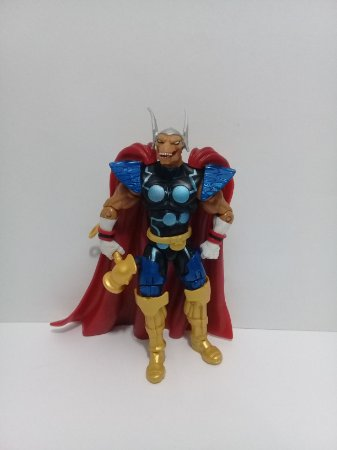 Hasbro Marvel Universe Bill Raio Beta Loose