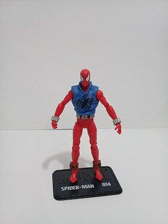 Hasbro Marvel Universe Scarlet Spider (Aranha Escarlate) Loose