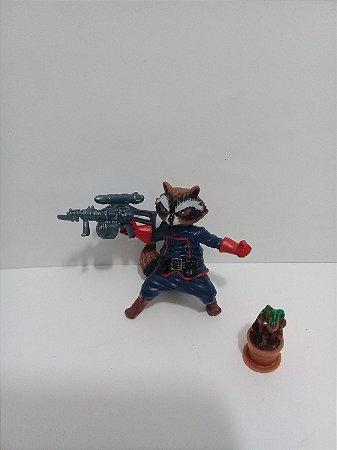 Rocket Racoon - Marvel Universe - Hasbro - Loose