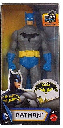 Mattel DC Batman Uniforme Cinza