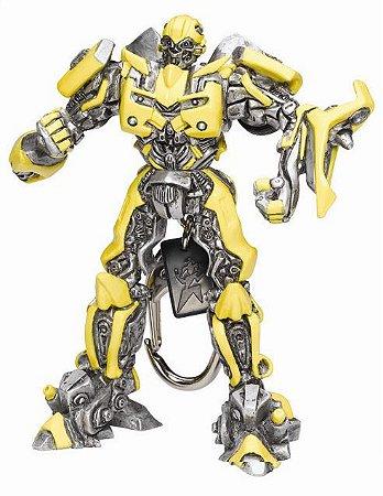 Hasbro Transformers Bumblebee Chaveiro Articulado Die-Cast Metal