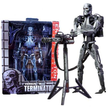 Robocop vs Terminator (Exterminador do Futuro) - Endoskeleton - Neca