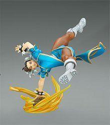 Yamato Street Fighter 2 Chun-li Capcom Girls Collection