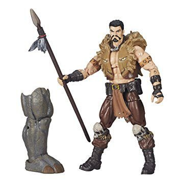 Kraven - Infinite Series - BAF Rhino - Marvel Legends - Hasbro